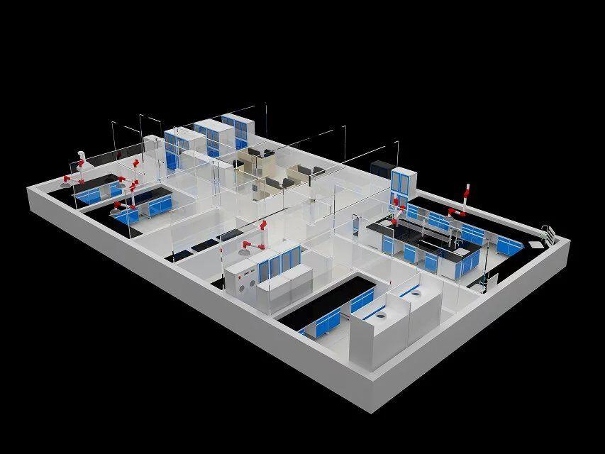 实验室通风系统设计规划-九天隆